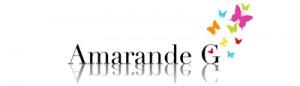 Partenaire de Caro Broderie : Amarande G. Créatrice Maroquinerie à MEXIMIEUX 01800