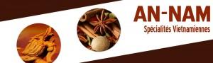 Partenaire de Caro Broderie : AN-NAM Restaurant spécialités Vietnamiennes. MEXIMIEUX 01150
